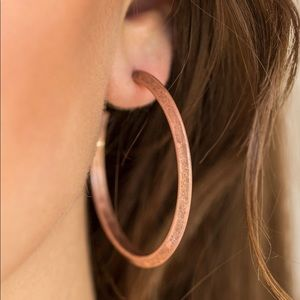 Jewelry - Through the Hoops Earrings